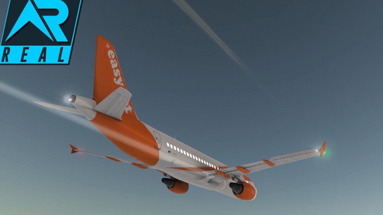 7 25 MB] RFS - Real Flight Simulator || First Look