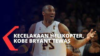 Gambar cover Pebasket Legendaris Kobe Bryant Tewas dalam Kecelakaan Helikopter