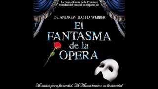 09 Todo lo que pido de ti - El Fantasma de la Opera - Reparto Mexicano