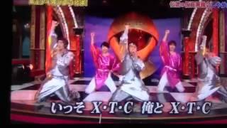 嵐山少年隊の 仮面舞踏会です 嵐と東山さんのコラボ.