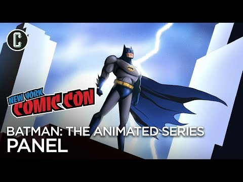 Batman: The Animated Series 25th Anniversary Panel - NYCC 2017