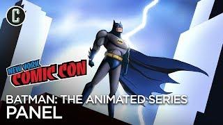 Batman: The Animated Series 25th Anniversary Panel - NYCC 2017