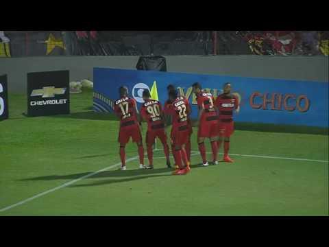SÉRIE A 2016 - 17ª Rodada - Sport 2 x 0 Atlético-PR (Narração de Aroldo Costa)
