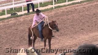 Video Horse Abuse at 2012 Cheyenne Rodeo download MP3, 3GP, MP4, WEBM, AVI, FLV Juli 2018