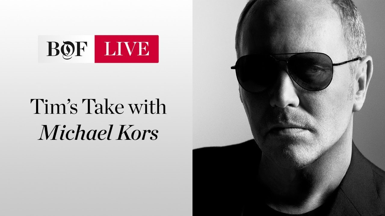 Tim's Take with Michael Kors | #BoFLIVE