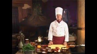 Грузинская кухня. Рецепт приготовления барабульки