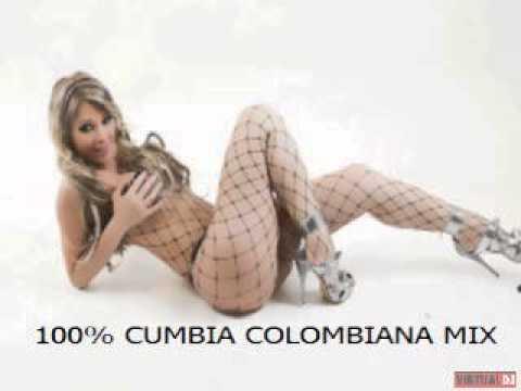 100% CUMBIA COLOMBIANA MIX D.J ALEX SENSATION