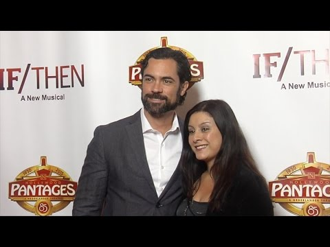 Danny Pino IFTHEN Los Angeles Premiere Red Carpet at Hollywood Pantages