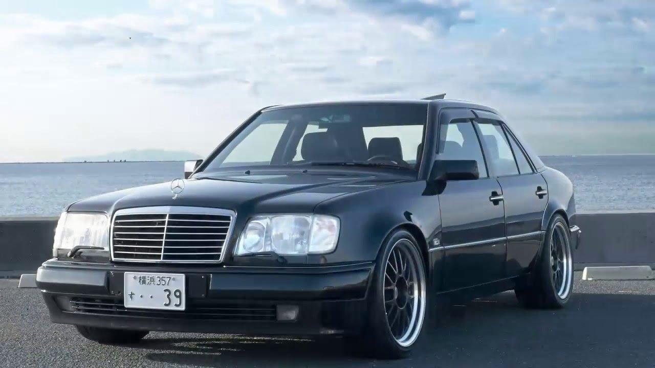 Ã�ルセデス・ベンツw124 E500 Ž�社レストア車両|mercedes Benz W124 500e Our