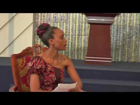 THE ROSEMARY SHOW interview with Rosemary Mwasu of Akuzamu Women of courage