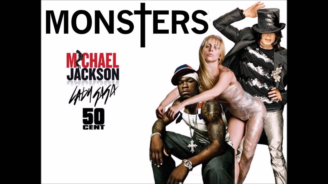 Michael Jackson - Monsters (Audio) ft. Lady Gaga and 50 Cent