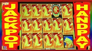 ** JACKPOT HANDPAY ** PHOENIX FA ** NEW GAME ** AGS ** SLOT LOVER **