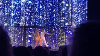 Heather Morris and Alan Bersten Jive DWTS Tour Nashville