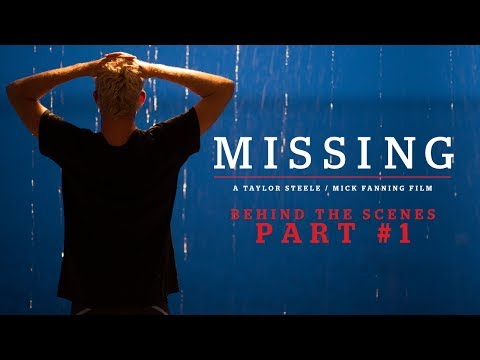 Behind the Scenes Part 1 of 2: MISSING - A Taylor Steele/Rip Curl Film