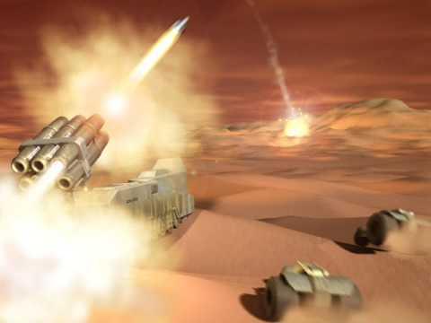 Attack on Arrakis - Dune 2000 [music]