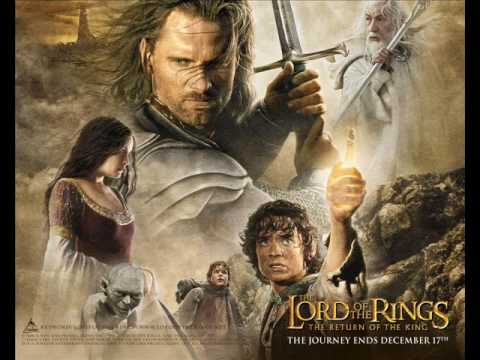 The Lord of The Rings - The Return of the King - Trailer Music