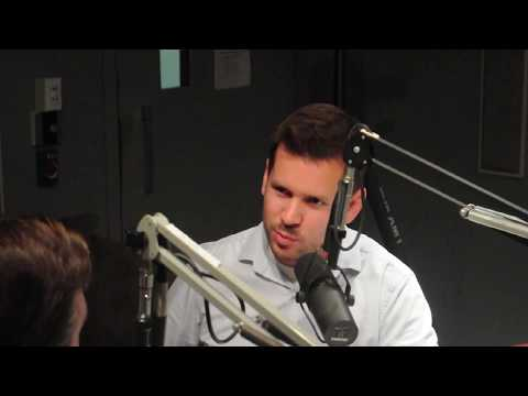The Brett Winterble Show – Aaron Clark Interview on the MedCline™  Reflux Relief System