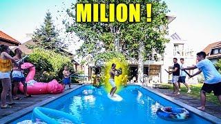 WBIŁEM MILION NA INSTAGRAMIE!