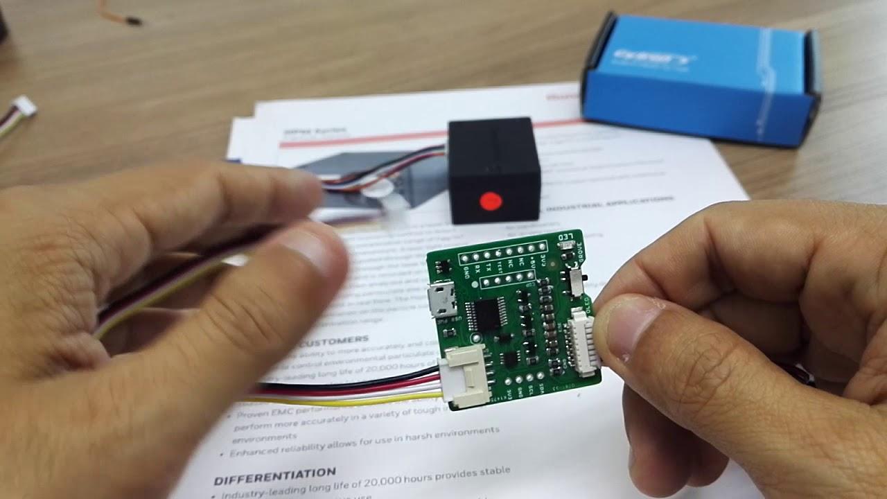 PM2 5 Sensor Module