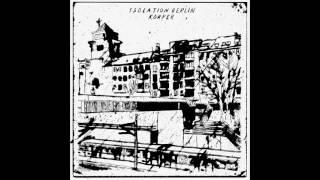 Isolation Berlin - Prinzessin Borderline (Körper EP)