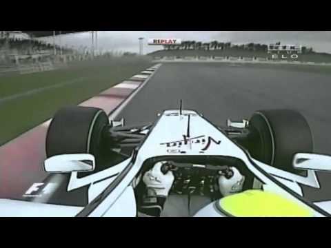 Jenson Button - All pole position laps!