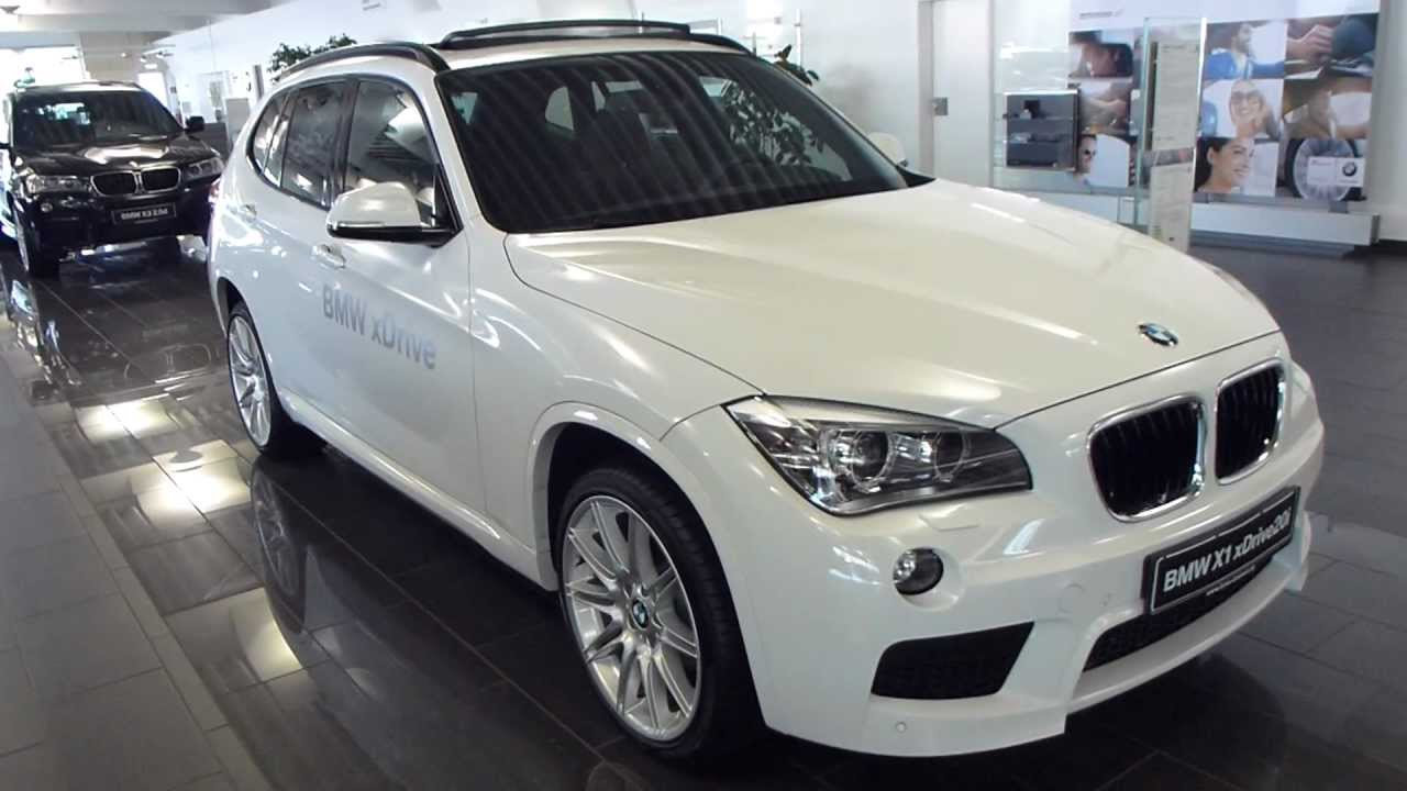 2013 Bmw X1 Xdrive 2 0i R4 184 Hp See Also Playlist Youtube