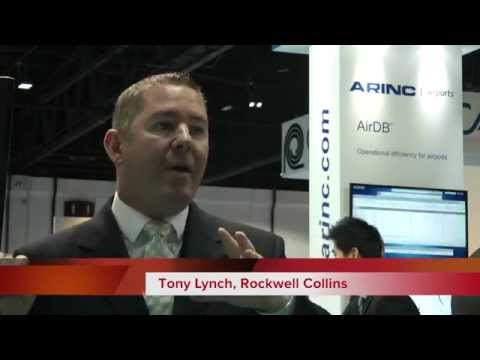 Rockwell Collins IMS at Airport Show Dubai 2014