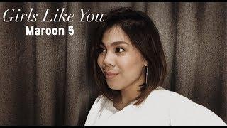 Baixar Girls Like You - Maroon 5 ft Cardi B | Cover By Vina Afay