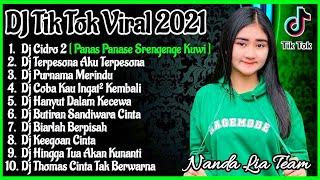 Dj Tik Tok Terbaru 2021 | Dj Cidro 2 Full Album Tik Tok Remix 2021 Full Bass
