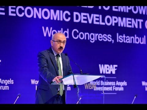 WBAF 2018 Address: H E  Lutfi Elvan, Development Minister of Turkey