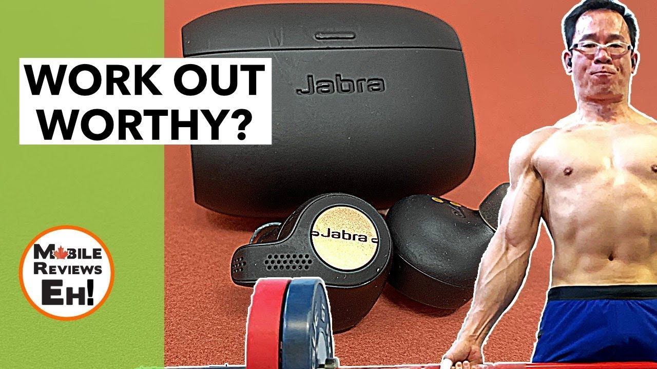 Jabra Elite Active 65t Review Mobile Reviews Eh