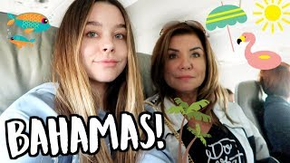 TAKING MY MOM TO THE BAHAMAS!!!
