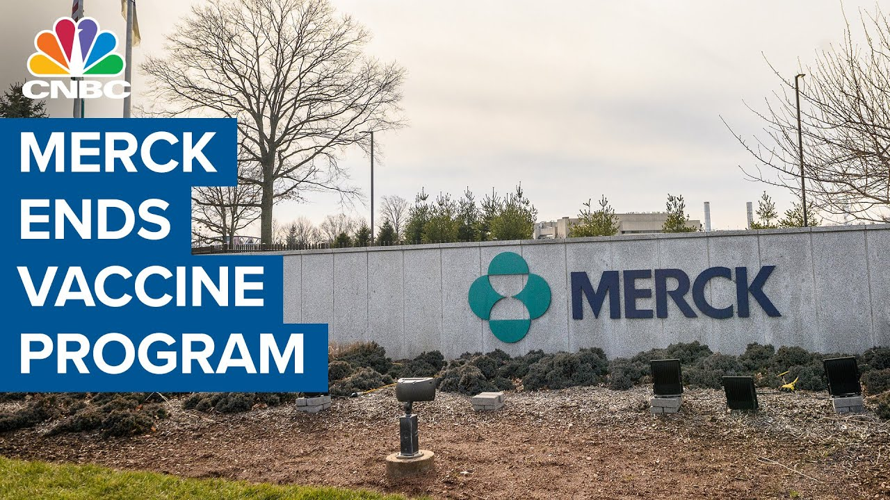 Official: Merck to help produce rival J&J's COVID-19 vaccine