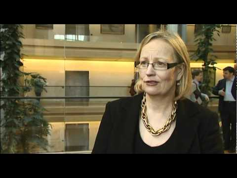 Interview with Julie Girling MEP