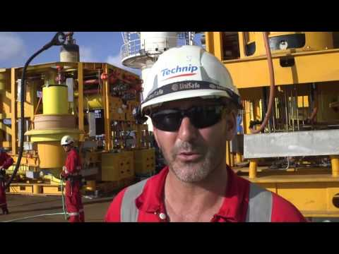 Prelude FLNG's Subsea System Takes Shape Off Western Australia