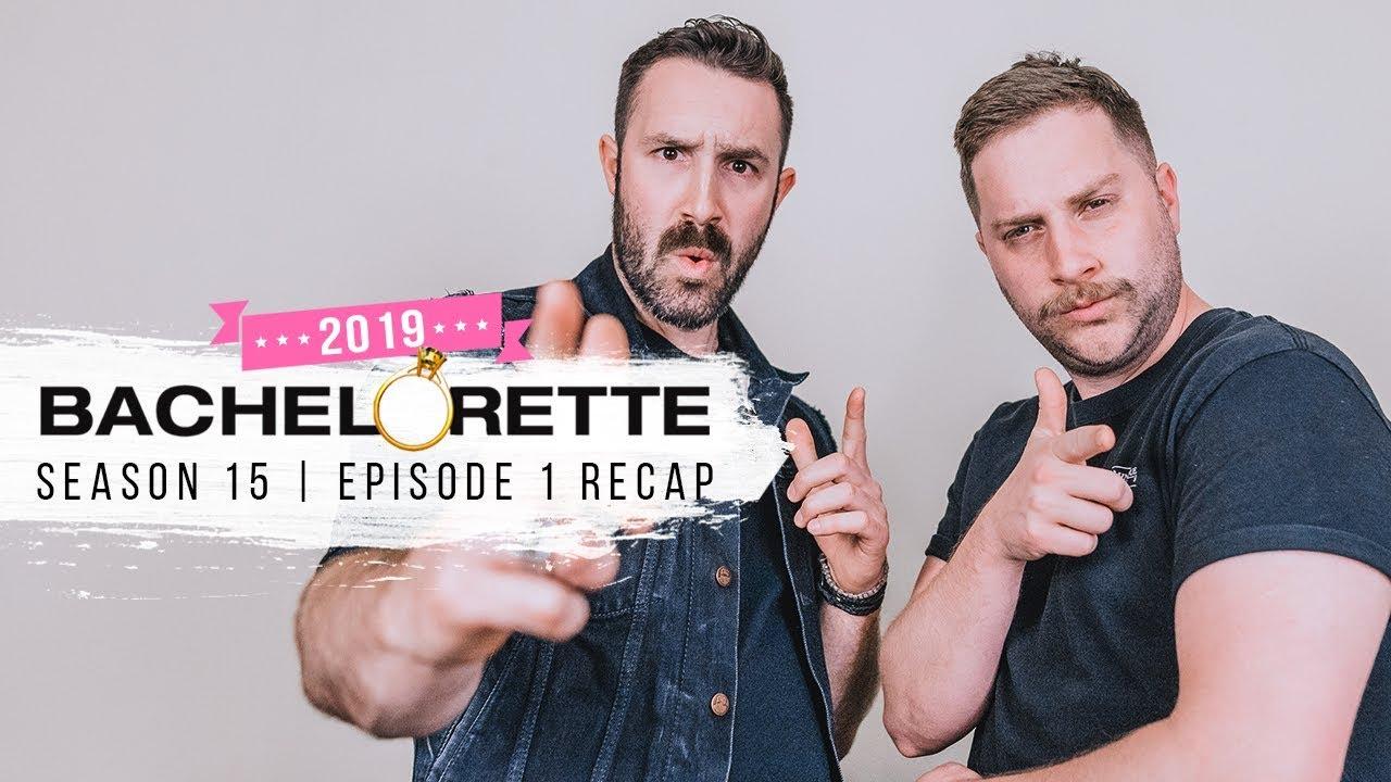 Bachelorette 2019 Folge 1