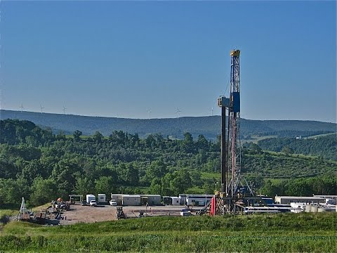 Fracking Waste Taints Groundwater in Pennsylvania