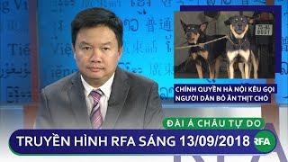 Tin tức | Hà Nội kêu gọi người dân thủ đô bỏ ăn thịt chó