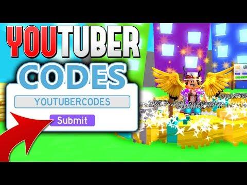 YOUTUBER CODES UPDATE IN ROBLOX PET SIMULATOR!? - YouTube