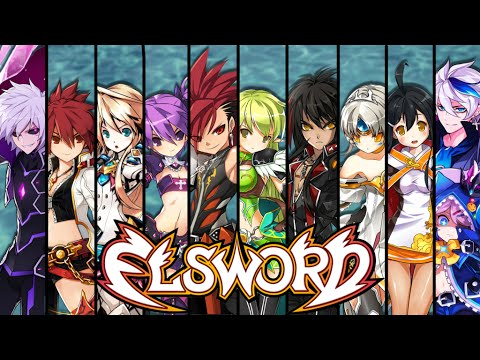 Elsword All Character Storiesenglish Youtube