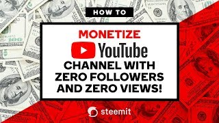 Monetize YouTube With 0 Followers and 0 Views Part 2   Proof