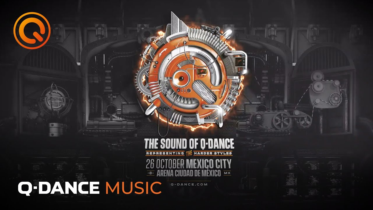 Download The Sound of Q-dance Mexico 2019 | Warm-up Mix