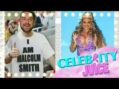 Danny Dyer Works Out Who He Is...*MALCOLM SMITH* | Celebrity Juice | Series 9