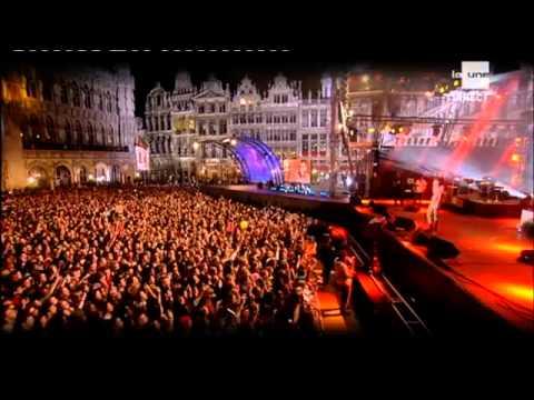 Stromae Live Bruxelles,Grande