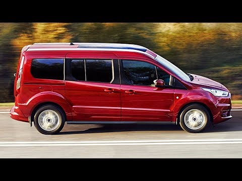 2019 Ford Tourneo Connect - Interior, Exterior & Driving