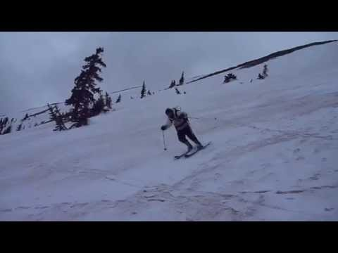 Ski Moab: Mount Peale Mountaineering in Utah