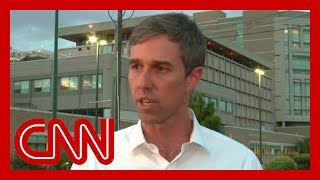 Beto O'Rourke slams Trump in wake of El Paso shooting