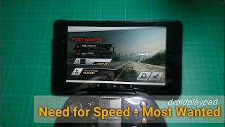 Android Gamepad Games - Need for Speed Most Wanted