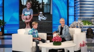 Download Ellen Meets a 10-Year-Old Raising Money for Hearing Impaired Mp3 and Videos