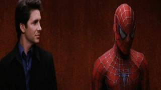 Spider-Man 2: Elevator scene.